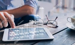 stock-photo-businessman-analyzing-growing-d-ar-chart-floating-above-digital-tablet-computer-screen-showing-734391004