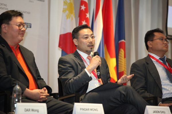 2019 ASEAN Community Leadership and Partnership Forum: Jason invited to share his views on the potential of technology to develop the digital economy in ASEAN countries