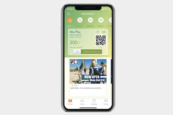 MTR Malls: 4-in-1 Membership App