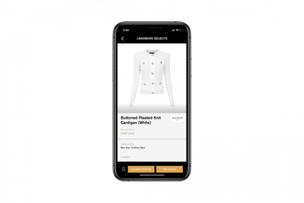 LANDMARK HONGKONG introduces new features to serve all your fashion needs