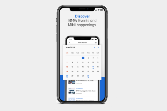 BMW Concessionaires App provides revolutionary and personalized experience for BMW lovers